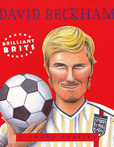Brilliant Brits: David Beckham
